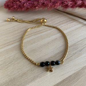 bracelet-pierre-onyx-etoile
