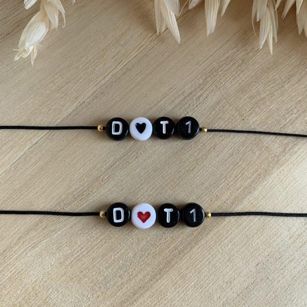 bracelet-perles-diabetique-type1-coeur